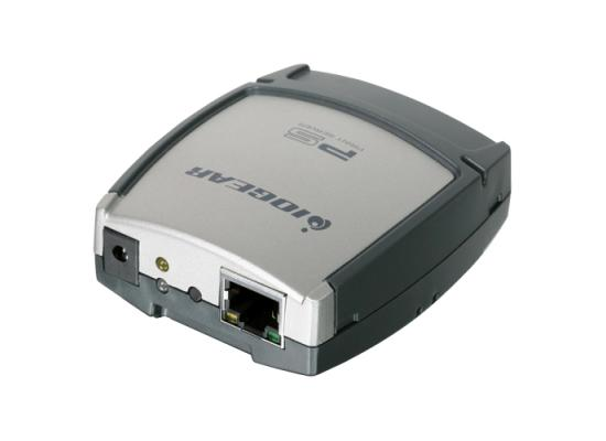 IOGEAR GPSU21 1-Port Print Server RJ45 USB 2.0