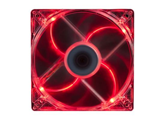 XIGMATEK CLF-F1252 120mm Red LED Case Fan