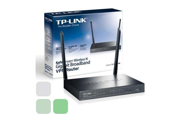 TP-Link TL-ER604W Wireless N Gigabit Broadband VPN Router