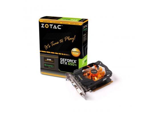 ZOTAC NVIDIA GTX 650 Ti Synergy Edition 2GB GDDR5