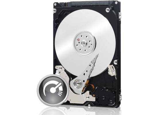 Western Digital Black  500GB 7200RPM For Notebook