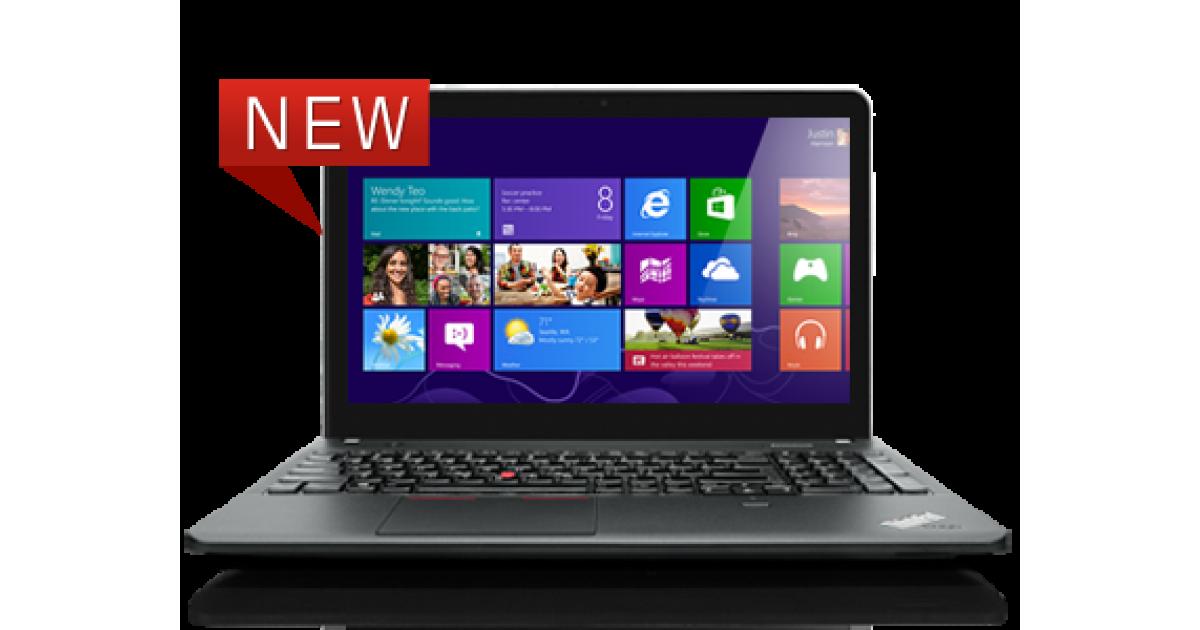 Lenovo ThinkPad Edge E540 Haswell Core I7 | 20C6A0PBAD | City Center For  Computers | Amman Jordan