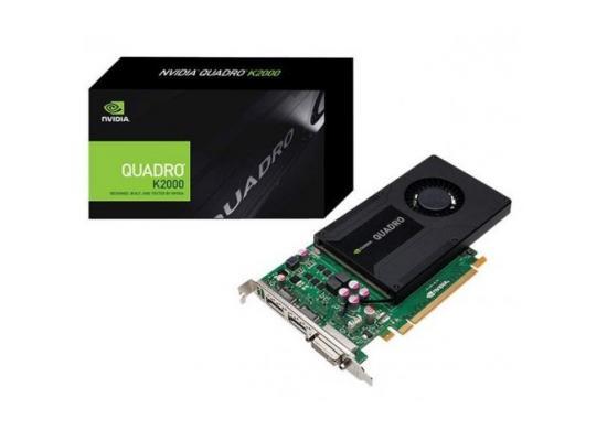 PNY NVIDIA Quadro K2000 2GB GDDR5