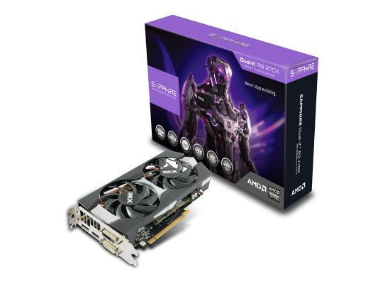 Sapphire Radeon R9 270X 4GB GDDR5 Dual-X OC version