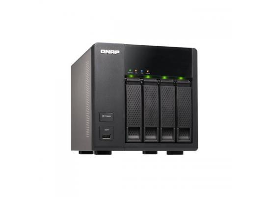 QNAP TS-420 4-Bay Tower NAS Server for Home & SOHO