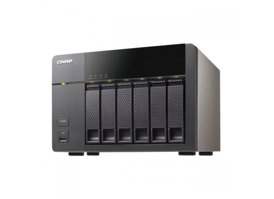 QNAP TS-669L-US 6-Bay Tower NAS Server for Home & SOHO