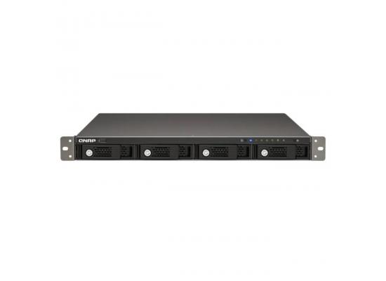 QNAP TS-420U 4-Bay 1U Rackmount NAS  for SMBs
