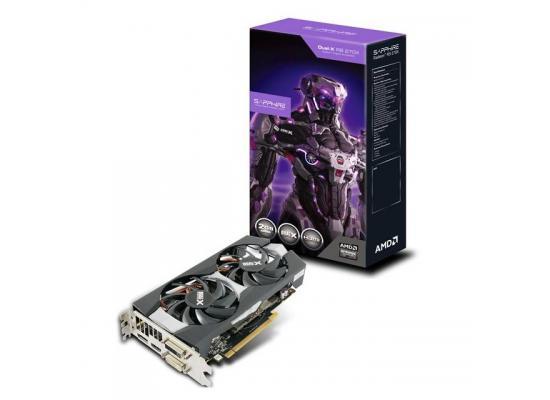 Sapphire DUAL-X AMD Radeon R9 270X OC 2GB GDDR5