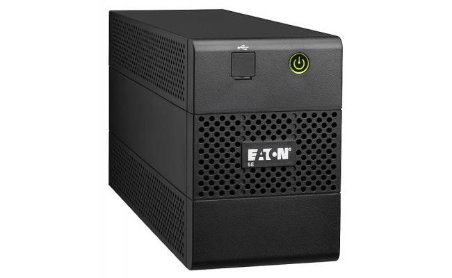 Eaton 650VA/ 360W Line Interactive UPS with AVR