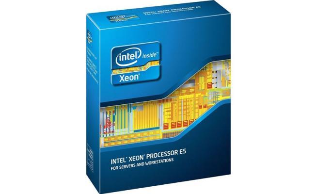 Intel Xeon Eight-Core Processor E5-2640 v2 2.0GHz 7.2GT/s 20MB