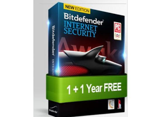 Bitdefender Internet Security 2014 ( 2 Years )
