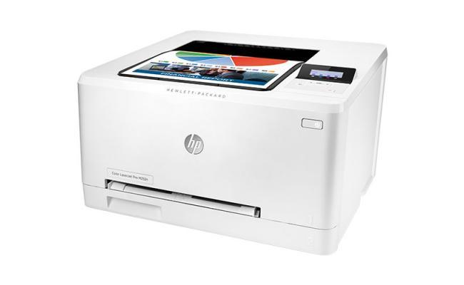 HP Color LaserJet Pro M252n Network Printer