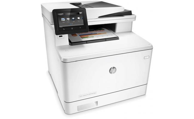 HP Color LaserJet Pro Multifunction M477fnw