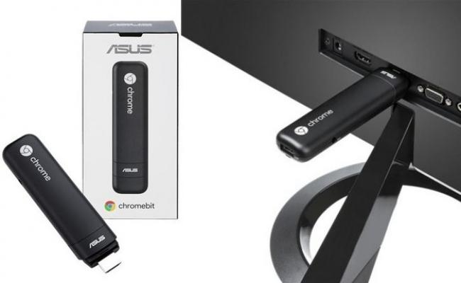 ASUS Mini PC CHROMEBIT Google Chrome OS