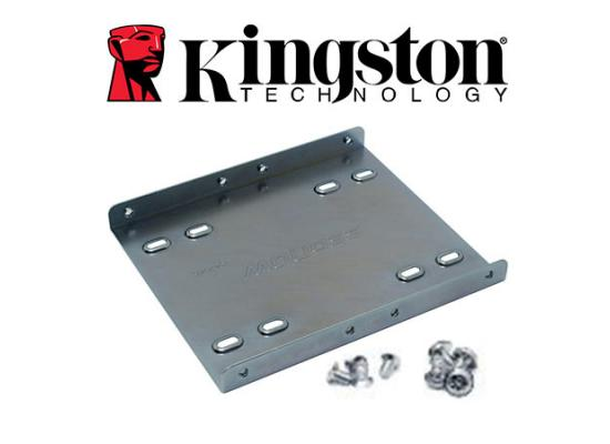 Kingston Technology 2.5 to 3.5 inch Bracket & Screws