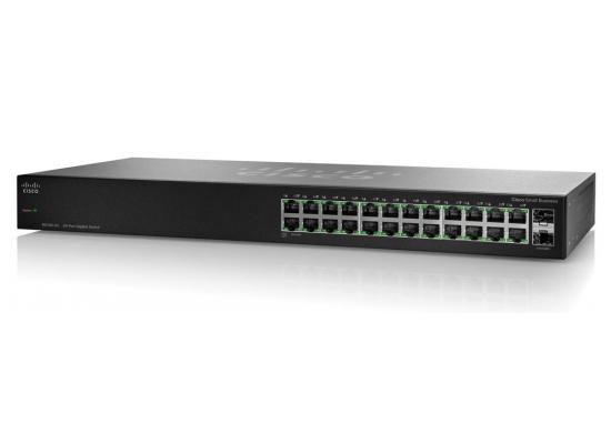 Cisco SG110-24-UK 24 Port Gigabit Switch