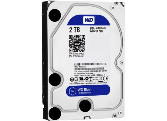WD Blue 2TB 5400RPM SATA3  64MB HDD (3.5 inch)