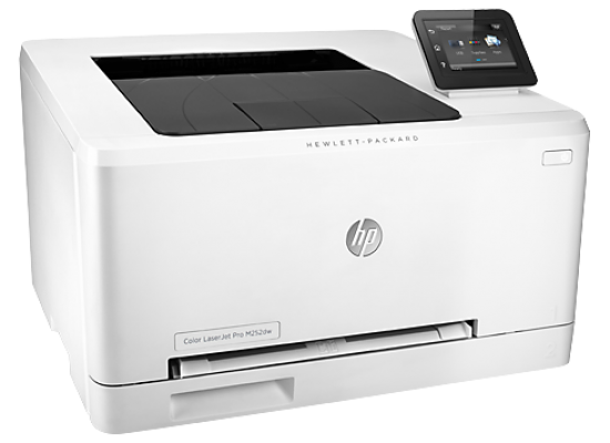 HP Color LaserJet Pro M452dw Duplex & Wireless