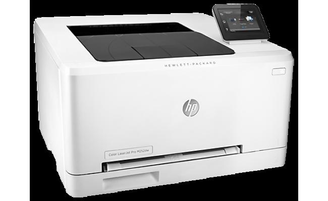 HP Color LaserJet Pro M452dw Duplex & Wireless