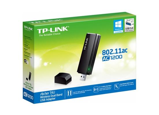 TP-Link ARCHER T4U AC1300 Wireless  USB Adapter