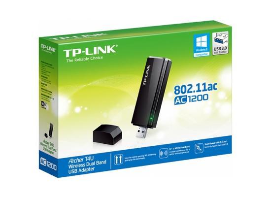 TP-Link ARCHER T4U AC1300 Wireless  USB Adapter