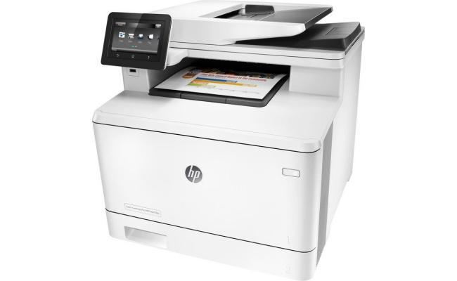 HP Color LaserJet Pro Multifunction M477fdn