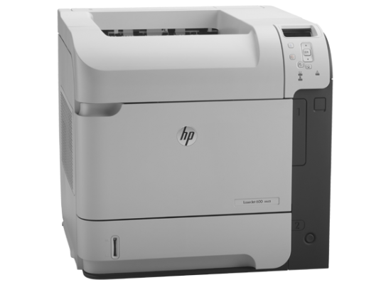 HP LaserJet Enterprise 600 M601n Black Laser