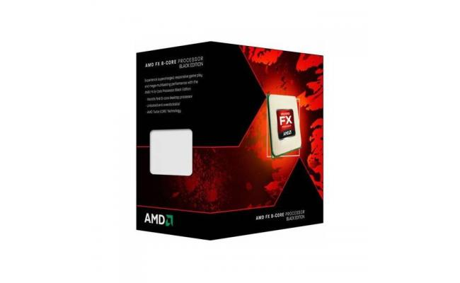 AMD FX-8320 Eight-Core 3.5GHz 16MB AM3+