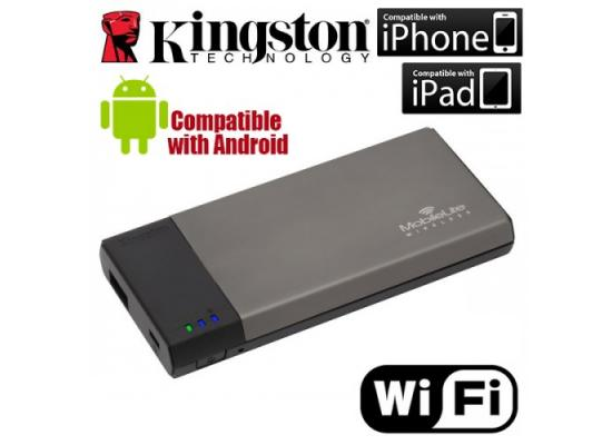 Kingston Digital MobileLite Wireless Flash Reader