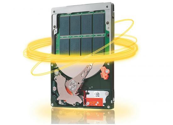 Seagate Hybrid SSHD 500GB + SSD 8GB For Laptop