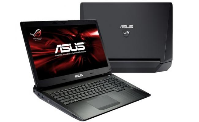 Asus ROG G750JZ Gaming Laptop 4Gen I7 Haswell
