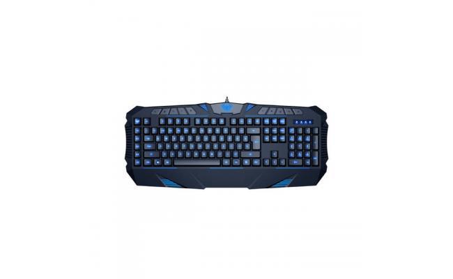 AULA DZI SI-862 LED Backlight USB Gaming Keyboard