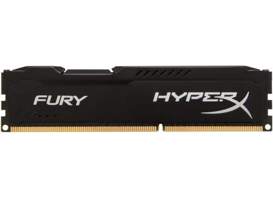 HyperX Fury Black Series 8GB DDR3 PC 1600MHz