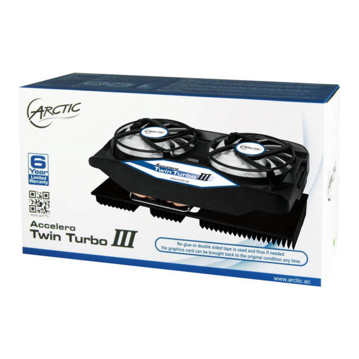 ARCTIC Accelero Twin Turbo III VGA Cooler