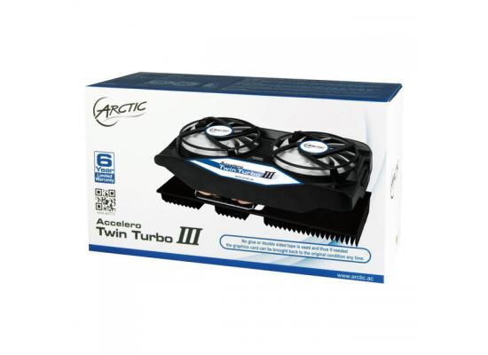 ARCTIC Accelero Twin Turbo III VGA Cooler