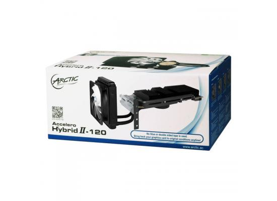ARCTIC Accelero Hybrid II Cooler for NVIDIA & AMD