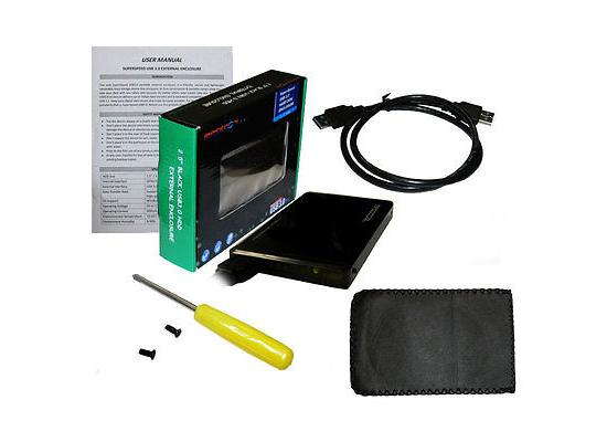 MassCool 2.5 inch SATA to USB 3.0 External Enclosure