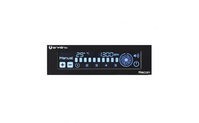 Bitfenix Recon Fan Controller w/ Internet Connection