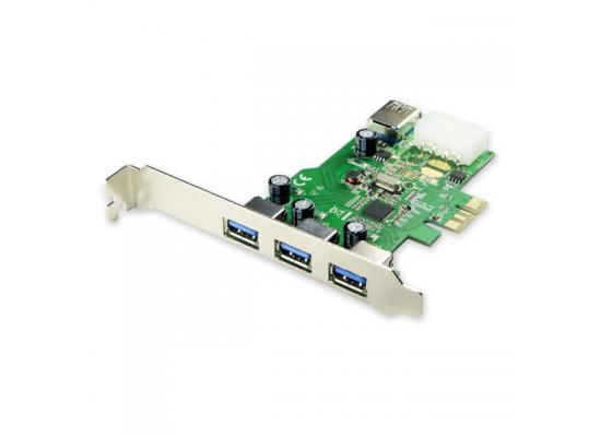 SYBA SD-PEX20137 USB 3.0 3+1-Port PCI-Express