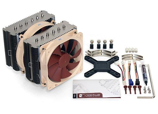 Noctua NH-D14 120mm/140mm CPU Cooler