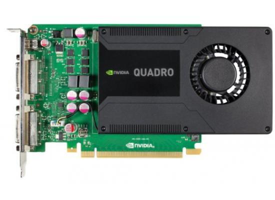 PNY NVIDIA Quadro K2000D 2GB GDDR5