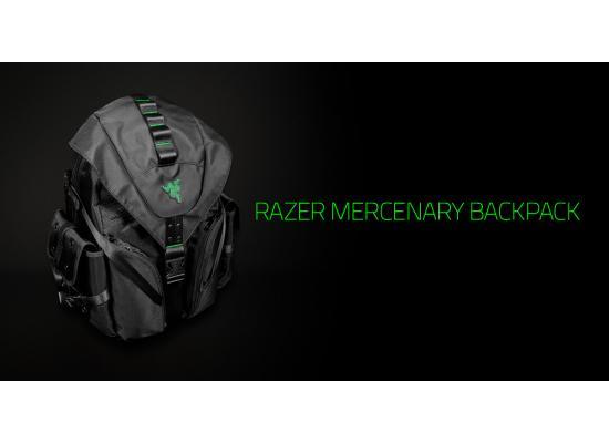 Razer Mercenary Backpack- Travel Bag for Gamers