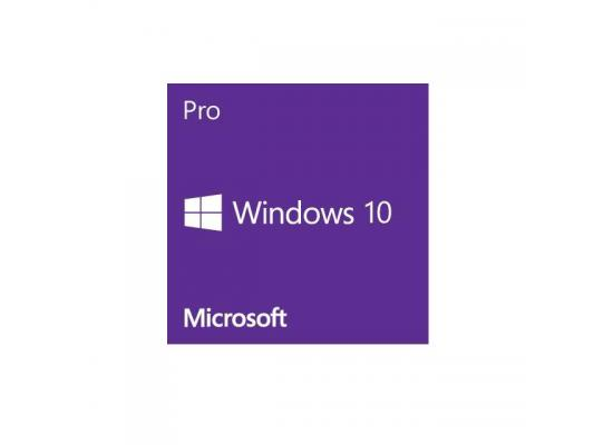 Microsoft Windows 10 Pro 64-bit (1-Pack), OEM