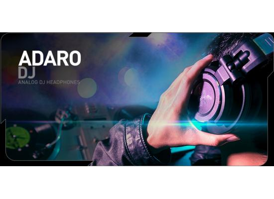 Razer Adaro DJ Analog Headphones