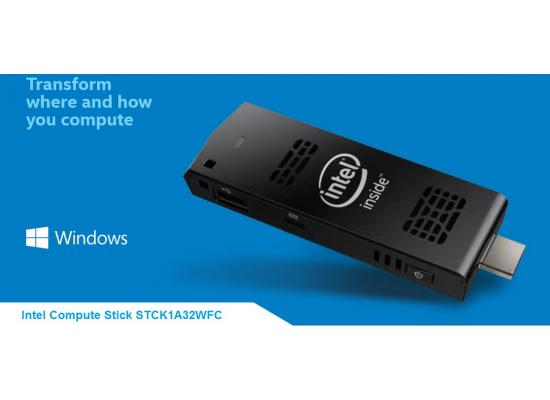 Intel Compute Stick Atom 32GB HDMI Windows 10