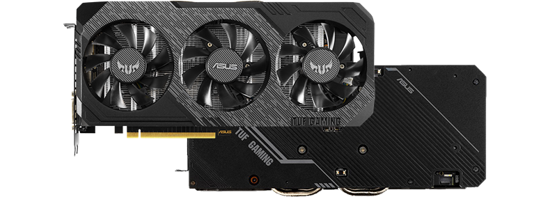 The ASUS TUF Gaming X3 GeForce® GTX 1660 SUPER™ OC edition 6GB GDDR6 rocks high refresh rates for an FPS advantage without breaking a sweat.