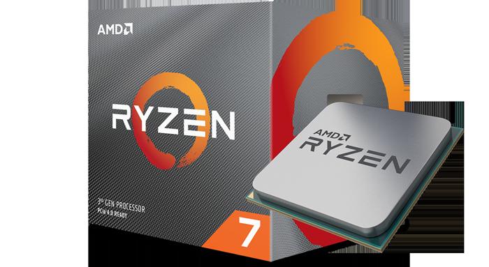 Amd Ryzen 7 3800x 8 Core 3 9 Ghz 4 5 Ghz Max Boost