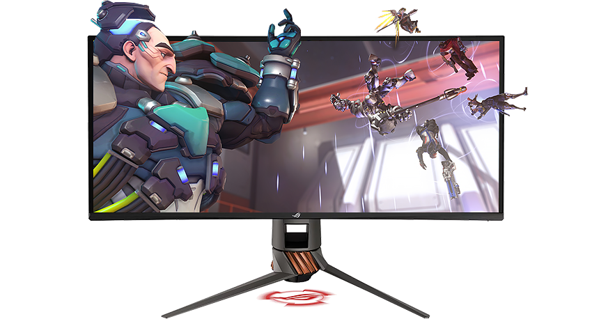 asus 34 inch ultra wide monitor