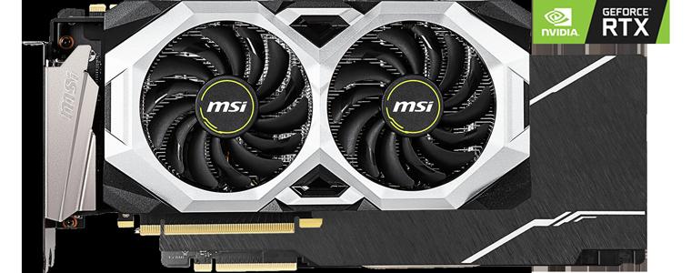 MSI GeForce 2070 Super Ventus GP OC