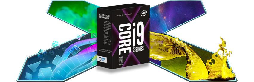 Intel i9 X Series CPU